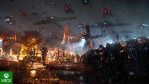 FFXV - Gameplay Trailer Thumb